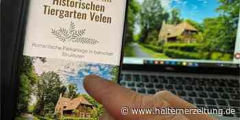 Online-Entdeckungsreise durch Natur und Geschichte des Tierparks Velen - Halterner Zeitung