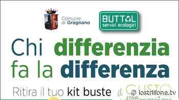 Gragnano, riparte la consegna dei kit di buste per la differenziata - Lo Strillone