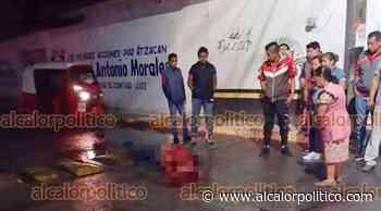 Ejecutan a hombre en Santa Ana Atzacan, municipio cercano a Orizaba - alcalorpolitico