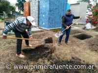 Cementerio de Santa Ana: cavan nuevas tumbas ante el aumento de muertes por covid-19 - Primera Fuente