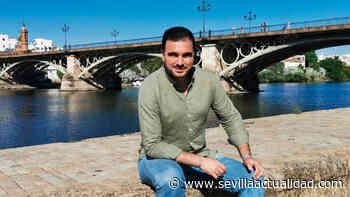 Moisés Ruz, pregonero de la Velá de Santa Ana 2021 - Sevilla Actualidad