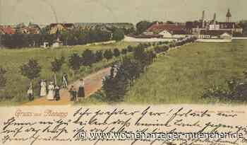 Zeitzeugen aus Papier / Das Gemeindearchiv zeigt historische Postkarten aus Planegg - 09.06.2021 - Wochenanzeiger München
