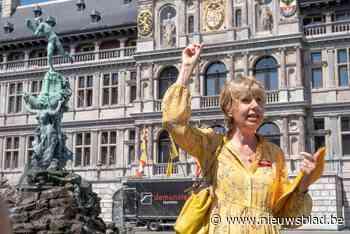 Nieuwe wandeling leidt u door het Antwerpen van 1221 tot nu