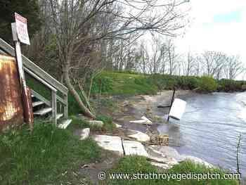 Lake Erie shoreline flooding still a concern: LTVCA - Strathroy Age Dispatch