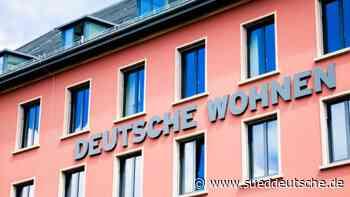 US-Hedgefonds steigt vor Übernahme bei Deutsche Wohnen ein - Süddeutsche Zeitung