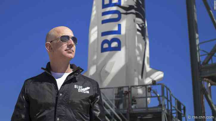Jeff Bezos is going to space for 11 minutes. Here's how risky that is