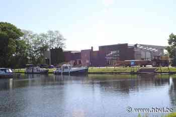 Bedrijfspanden maken plaats voor wonen aan het water in Leopoldsburg - Het Belang van Limburg