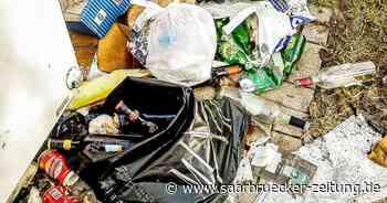 Ärger wegen Müllentsorgung in Kirkel-Neuhäusel - Saarbrücker Zeitung