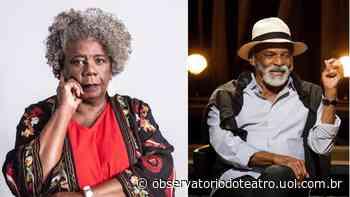 Conceição Evaristo e Antônio Pitanga debatem online o protagonismo negro em encontro após peças - Observatório do Teatro