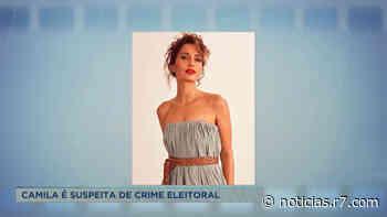 A Hora da Venenosa: Camila Pitanga é julgada por crime eleitoral - HORA 7