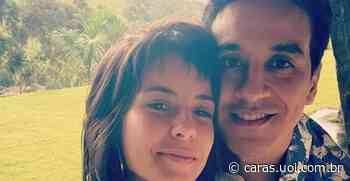 Andréia Horta presta homenagem de aniversário para o marido, Marco Gonçalves - CARAS Brasil