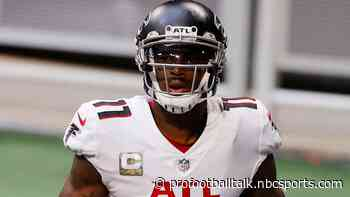 """Julio Jones tells those questioning his health to """"stay tuned"""""""