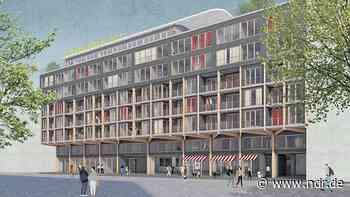 Gröninger Hof: Wohnungen statt Parkplätze - Entwurf steht - NDR.de