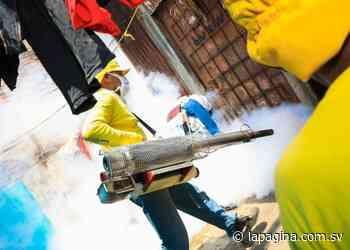 Protección Civil realiza mega jornada de fumigación en Santa Ana - Diario La Página