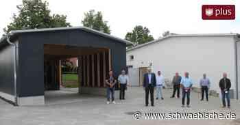 Geislingen: Ortschaftrst feiert den Dorfschuppen - Schwäbische