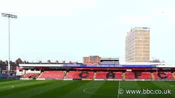 Crewe Alexandra: Gresty Road is rebranded as Mornflake Stadium