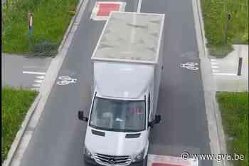 """Onveilige fietsoversteek Merksem: """"Goed bedoeld, niet geslaa... (Merksem) - Gazet van Antwerpen"""