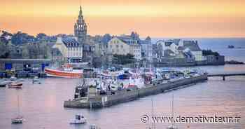Face à la mer, profitez du grand air breton à Roscoff - Demotivateur