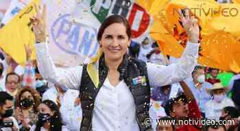 Contundente triunfo de Macarena Chávez; será la próxima diputada federal de Pátzcuaro - Notivideo