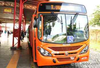 Prefeitura faz alterações no transporte público de Ponta Grossa para testar novos itinerários, no domingo (13) - G1