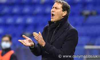 Everton 'add former Lyon boss Rudi Garcia' to their list of candidates to replace Carlo Ancelotti