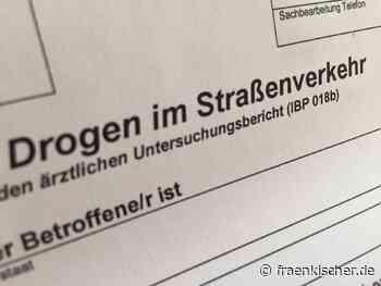 Ansbach: +++ Fahrt unter Drogeneinfluss +++ - fränkischer.de - fränkischer.de