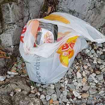 Non c'è pace per la spiaggia delle Rianne di Laveno, incivili ancora in azione - VareseNoi.it