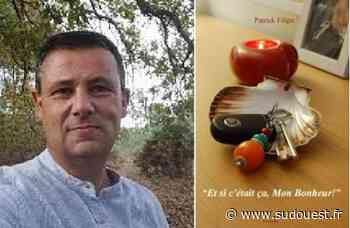 Biganos : Patrick Filipe dédicace son premier roman, un récit d'après son expérience du monde médical - Sud Ouest