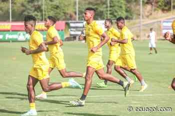 (FOTO) Barcelona volvió a los entrenamientos pensando en Vélez Sarsfield - ecuagol.com