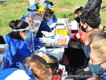 Realizarán testeos masivos de coronavirus en la plaza Vélez Sarsfield - lavozdesanjusto.com.ar
