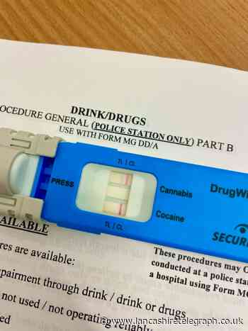 Car seized as man arrested for driving with cannabis in system