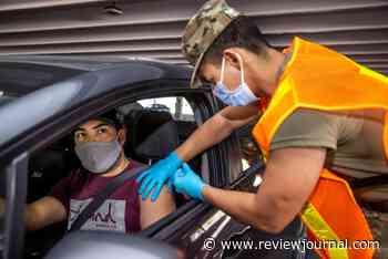 Nevada adds 295 coronavirus cases, 4 deaths