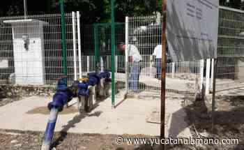Dejan sin agua a habitantes de Felipe Carrillo Puerto - Yucatán a la mano