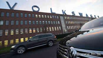 Ab heute Corona-Impfungen bei VW in Baunatal - HIT RADIO FFH
