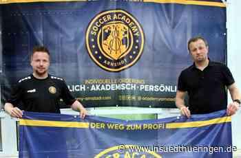 Fußballschule - Soccer-Academy in Arnstadt: Zweiter Weg zum Profi - inSüdthüringen