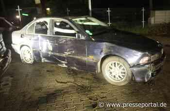 POL-ME: 22-Jähriger wird nach Fahrerflucht festgenommen - Haan - 2105107 - Presseportal.de