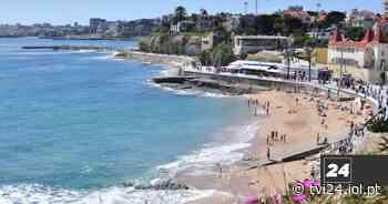 Homem encontrado morto junto a muro de praia de Cascais - TVI24