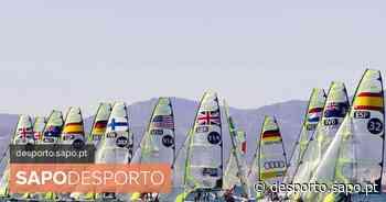 Velejadoras britânicas Dobson e Tidey reforçam liderança do 49er FX em Cascais - SAPO Desporto