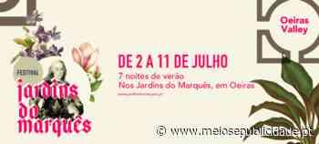 Confirmados novos festivais de música em Oeiras e Cascais - Meios & Publicidade