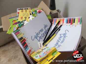 Prefeitura de Itaperuna vai distribuir mais de 9.000 kits escolares para alunos da rede municipal - Portalozk.com