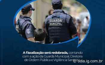 Italva reforça fiscalização de medidas para frear Covid-19 - Jornal O Dia