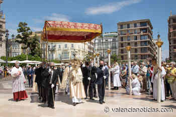 """Cardenal Cañizares: """"Celebrar el Corpus Christi implica descubrir el rostro de Cristo en los más pobres, con los que se identifica explícitamente"""" - Valencia noticias"""