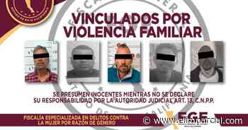 Procesa FGE en Rosarito a cinco imputados por violencia familiar - FRONTERA.INFO