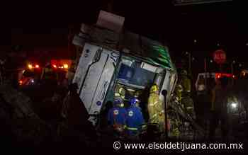 Hyundai aclara que no sus empleados víctimas del accidente en Rosarito - El Sol de Tijuana
