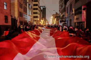 Alberto Vergara: tiempos recios en Perú - Pachamama radio 850 AM
