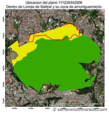 Informe del SINAC confirma que Condominio La Arboleda se construiría dentro de Loma Salitral • Semanario Universidad - Semanario Universidad