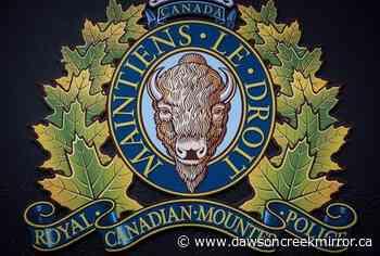 Fort Nelson RCMP death investigation - Dawson Creek Mirror