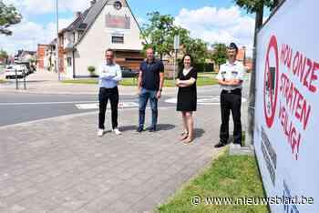 Kuurne opent strijd tegen zwaar verkeer (Kuurne) - Het Nieuwsblad