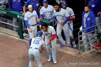 Grichuk homers, Blue Jays beat sloppy White Sox 6-2 - Powell River Peak