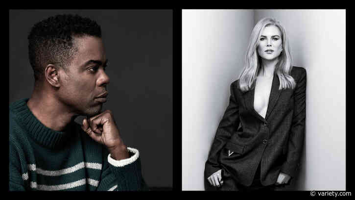 'Do You Cry Easily?': Nicole Kidman and Chris Rock Interview Each Other — and It Gets Deep - Variety